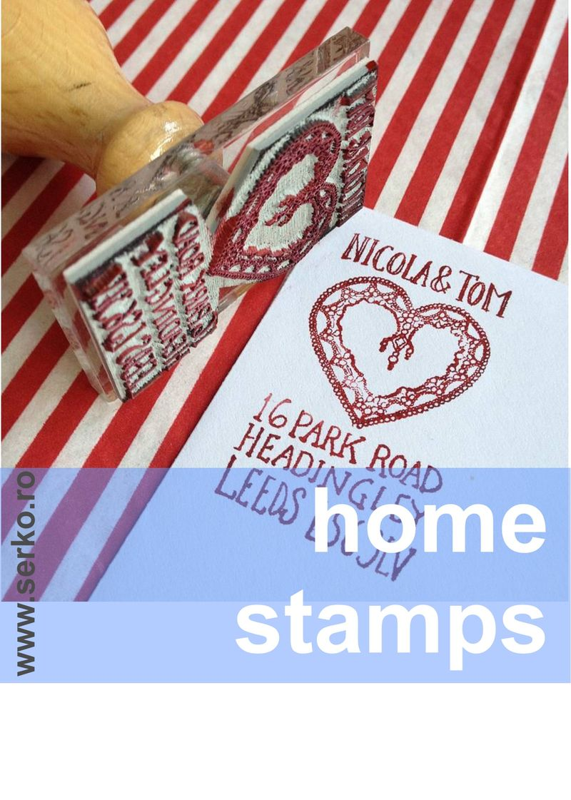 stampile home stampile personale