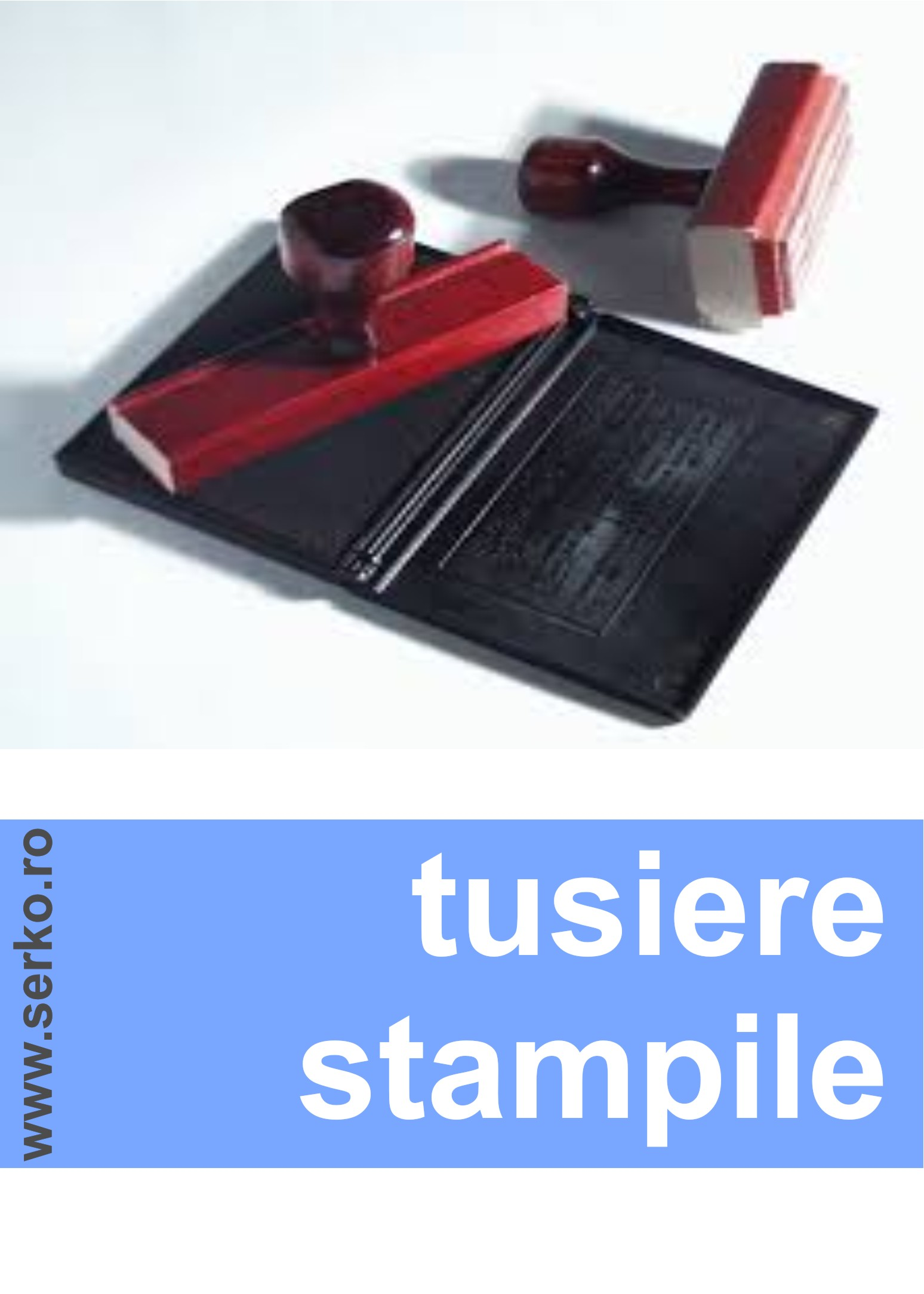 tusiere stampile