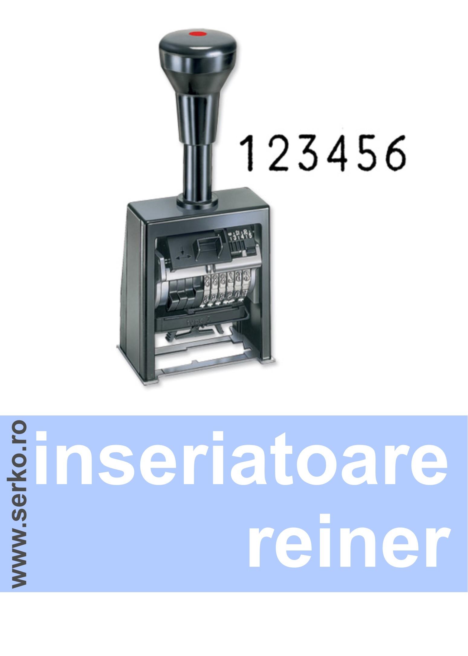 INSERIATOARE REINER