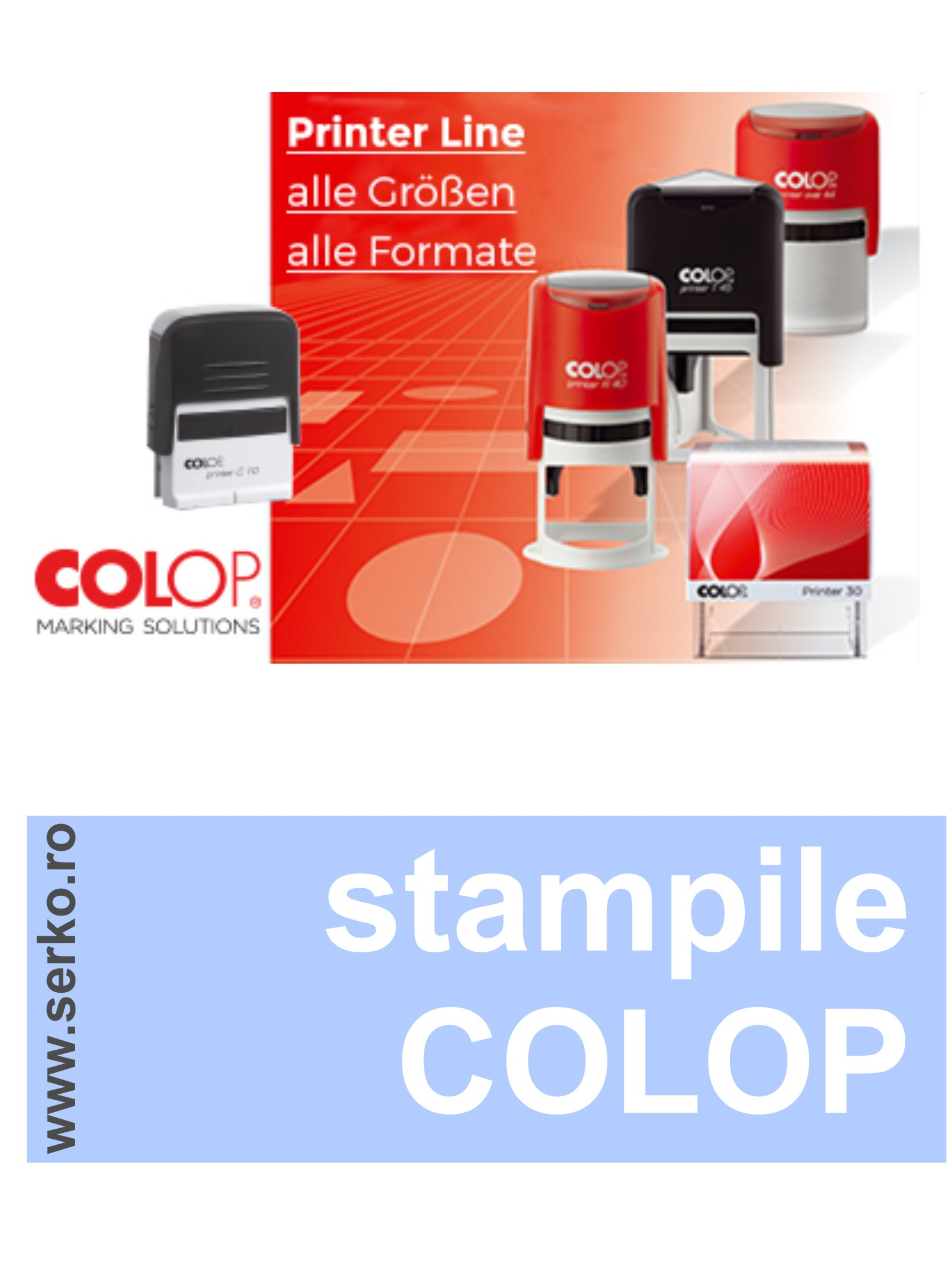 stampila colop